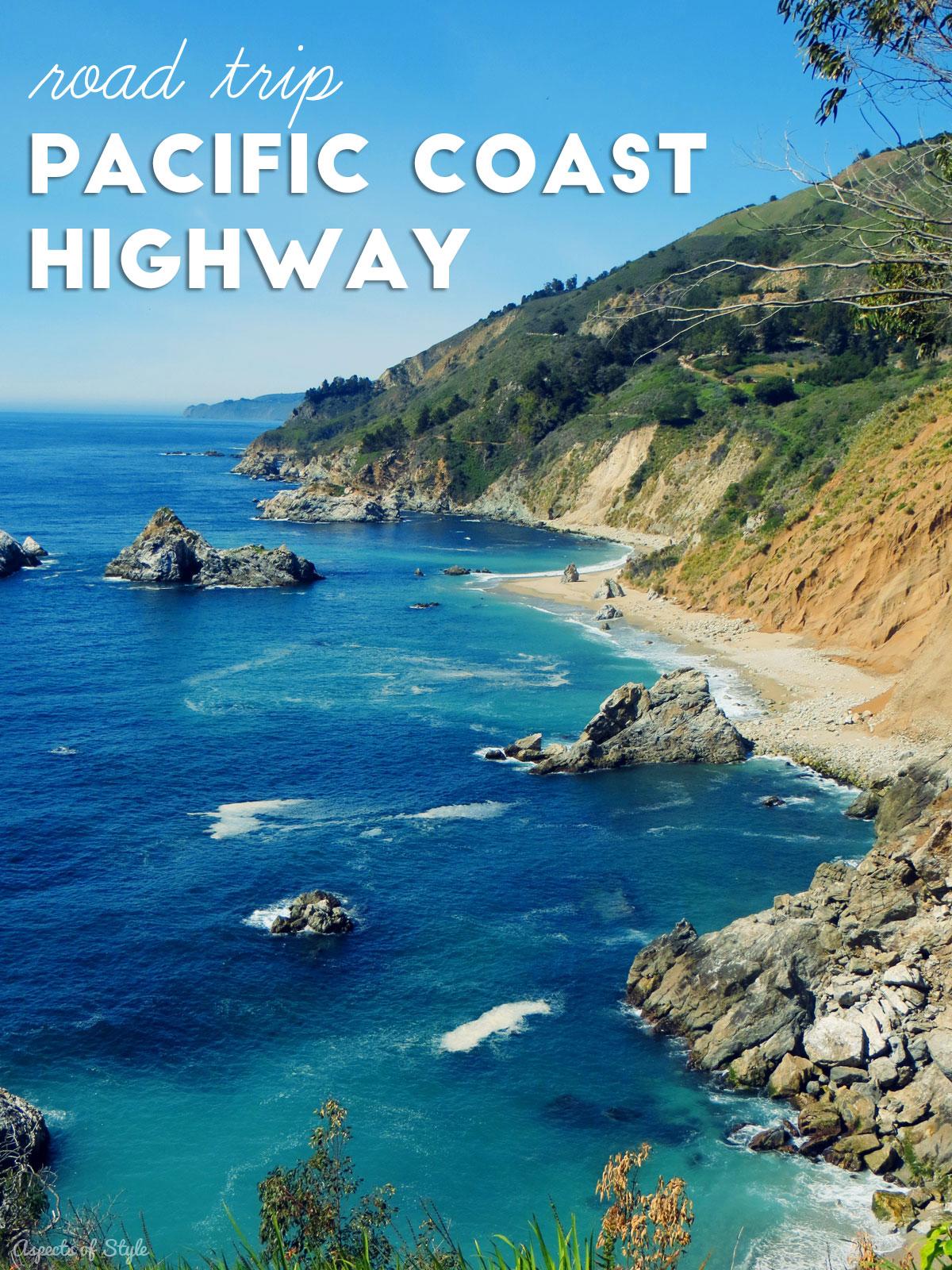 Road Trip: Pacific Coast Highway