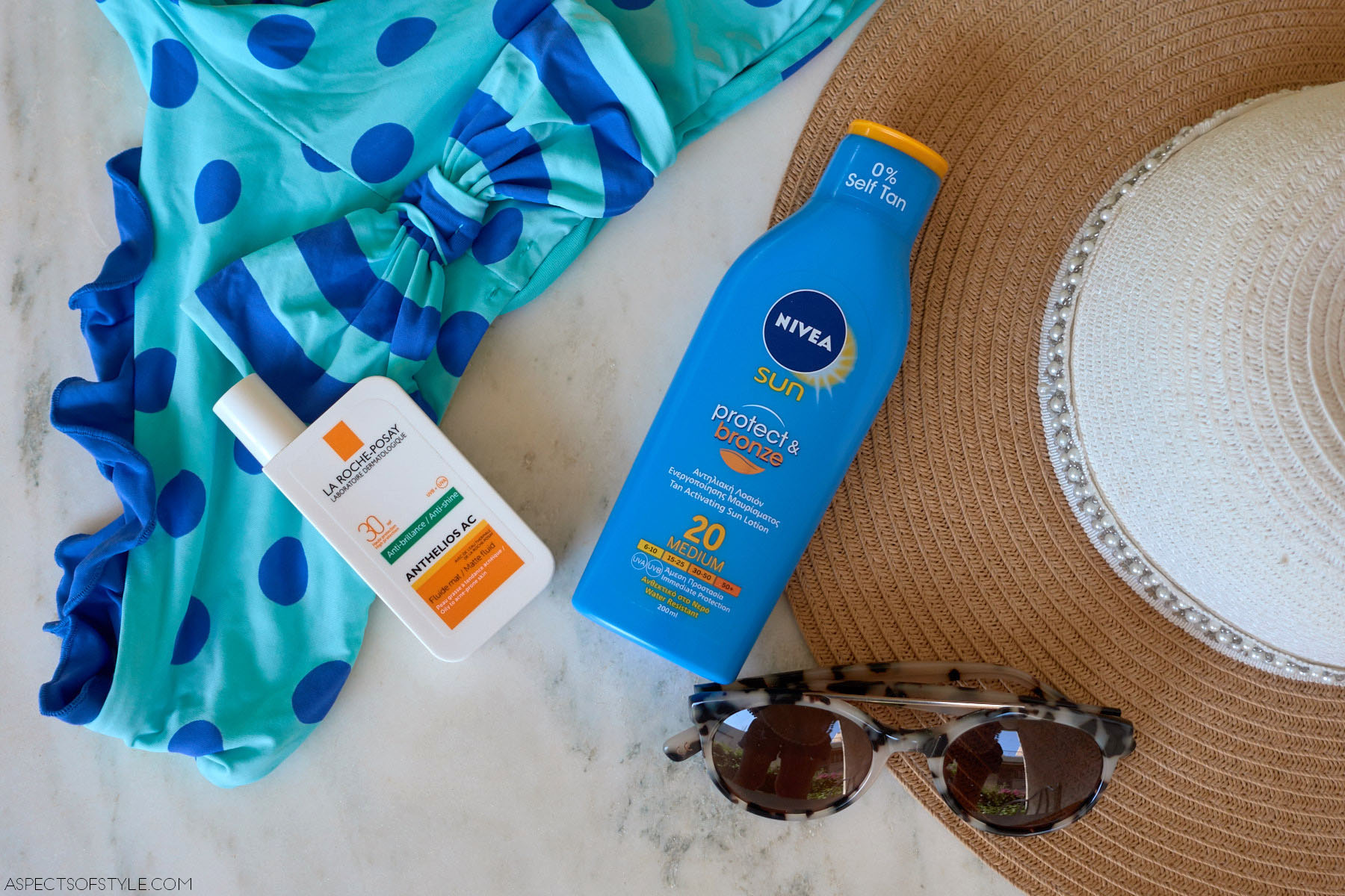Greek Vacations summer beauty essentials - Aspects Of Style